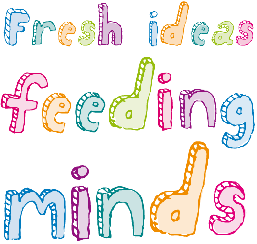 fresh ideas text
